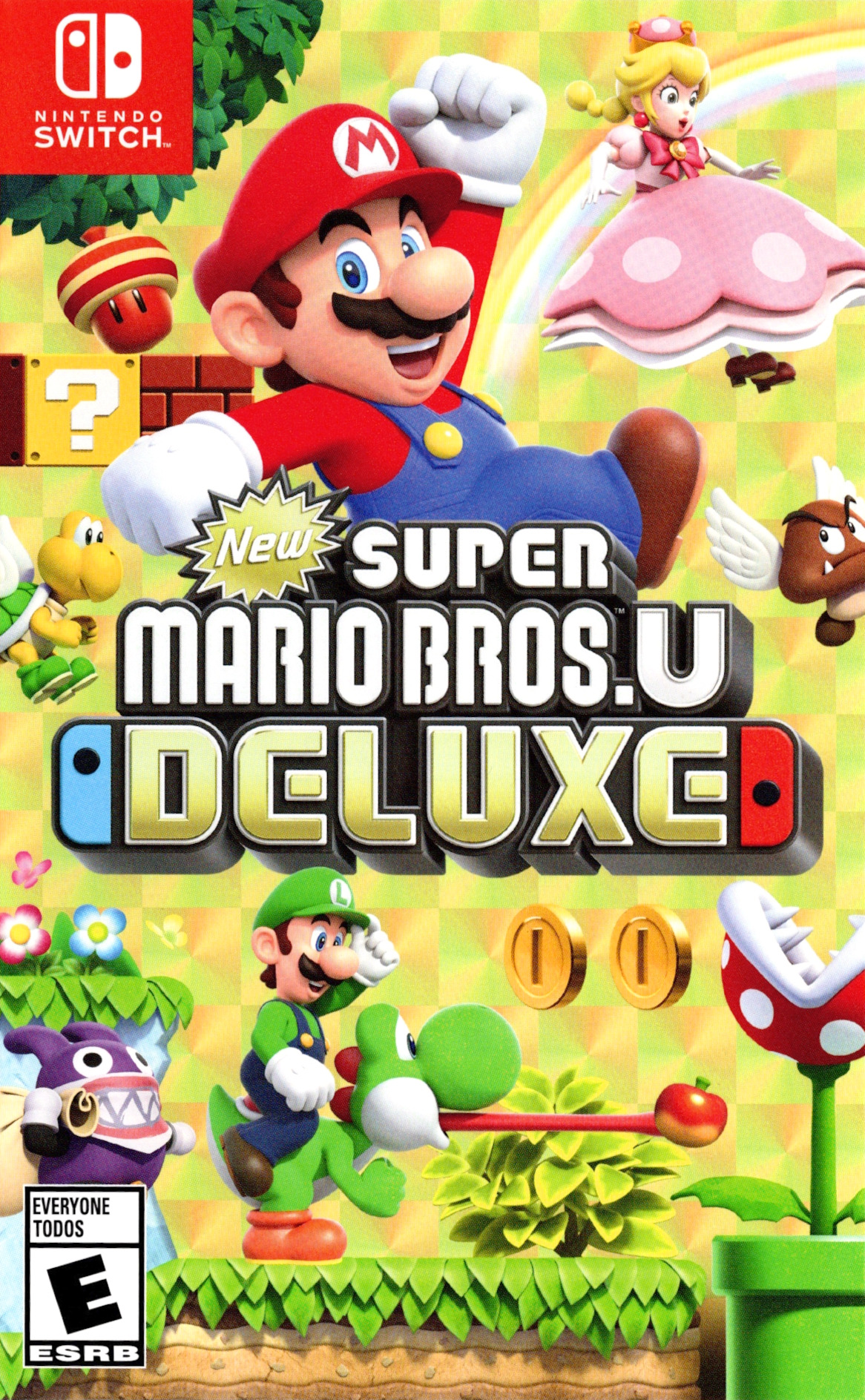 New Super Mario Bros. U Deluxe Switch coverHQ (ADALA)