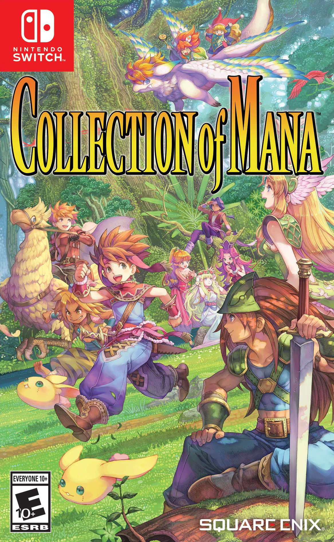 Collection of Mana Switch coverHQ (ADAVB)