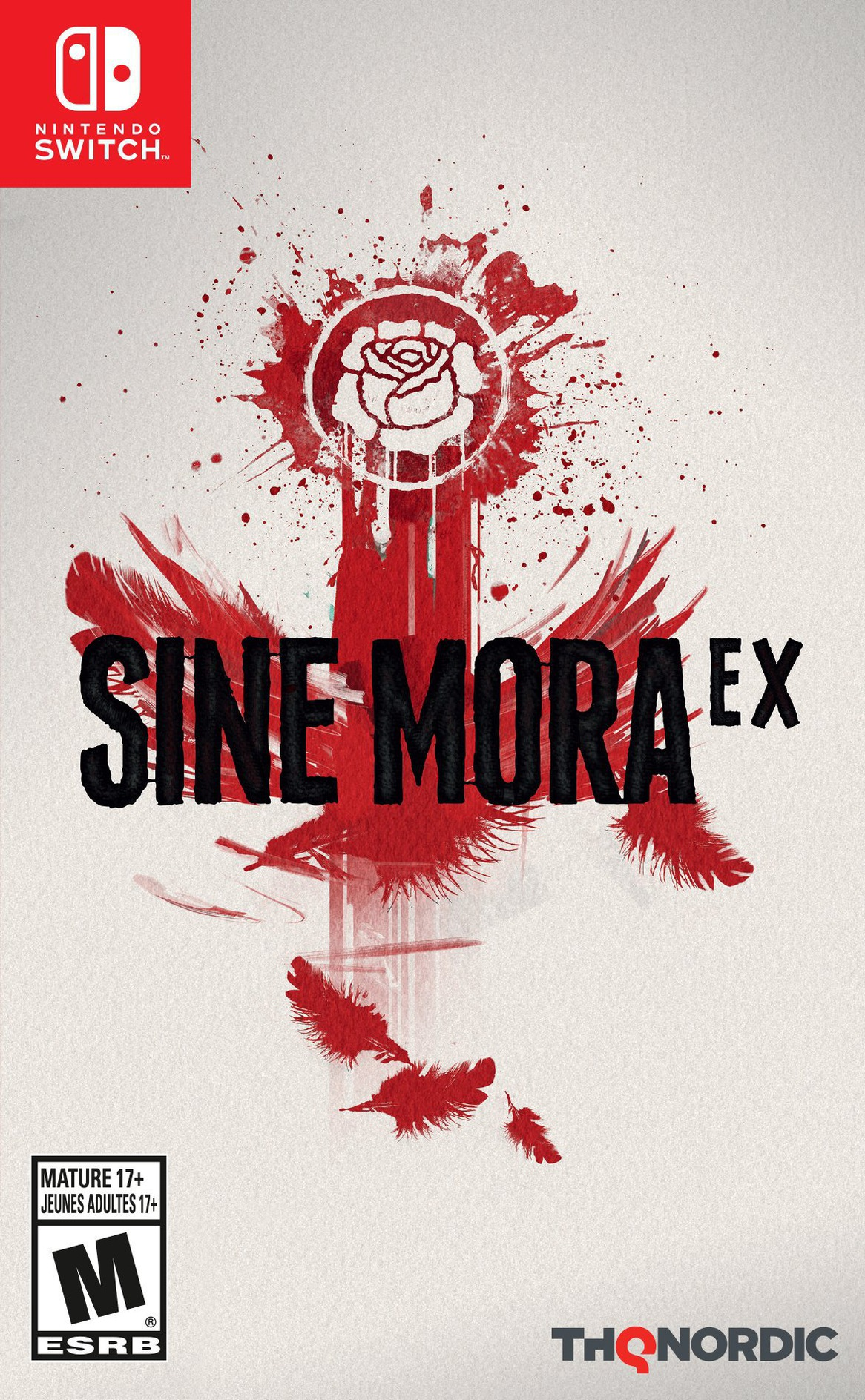 Sine Mora EX Switch coverHQ (ADLRA)