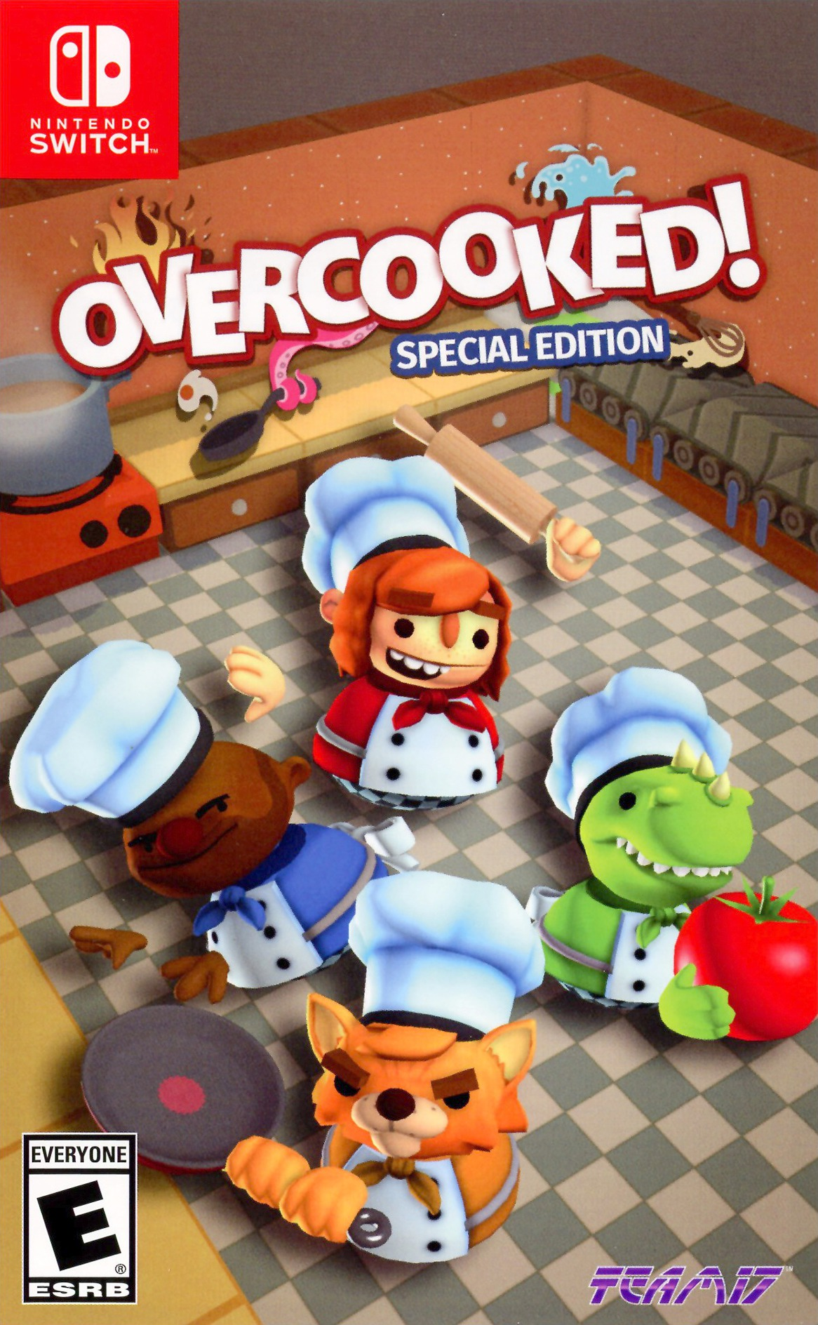 Overcooked: Special Edition Switch coverHQ (AEQKA)