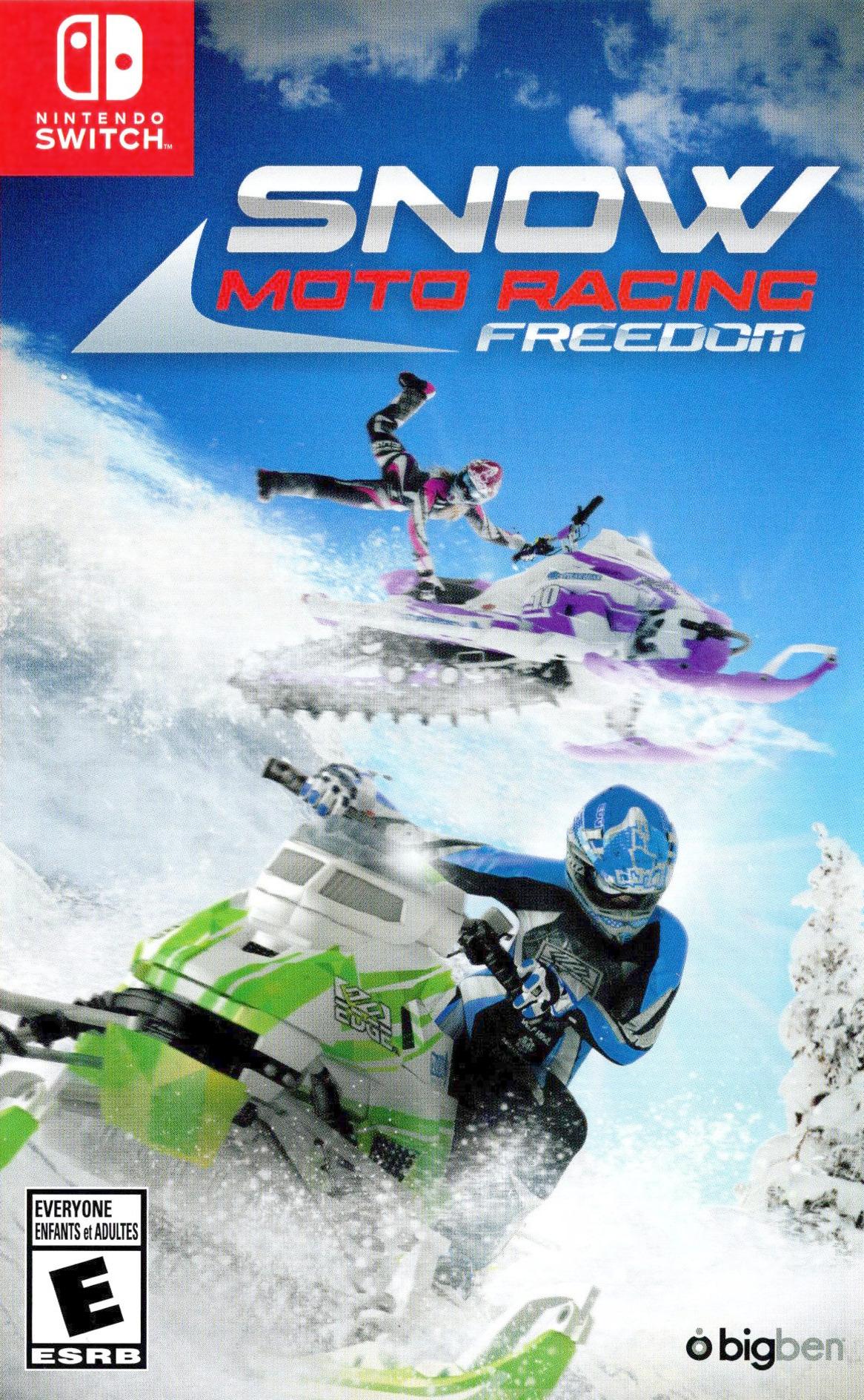 Snow Moto Racing Freedom Switch coverHQ (AFVWA)