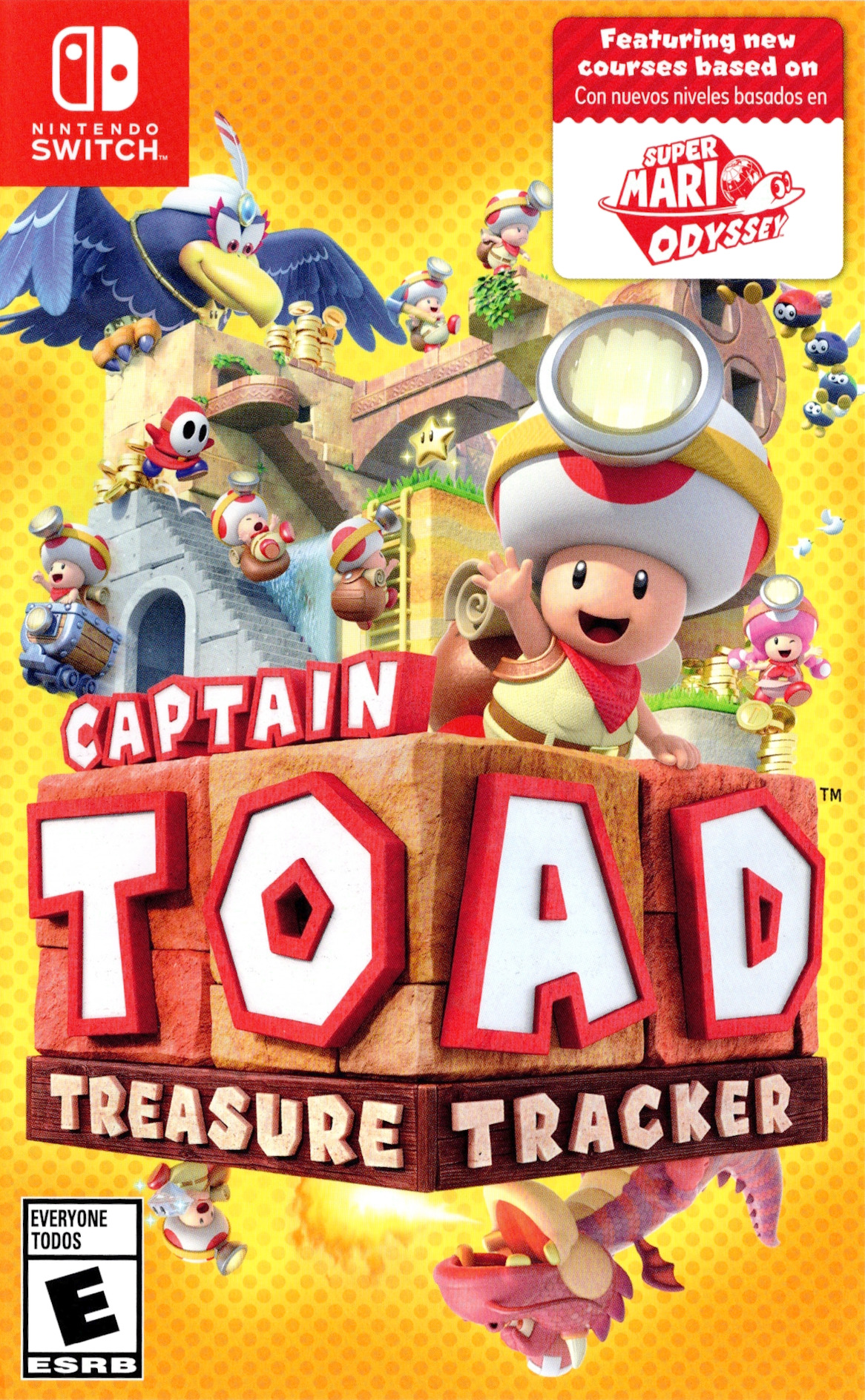 Captain Toad: Treasure Tracker Switch coverHQ (AJH9A)