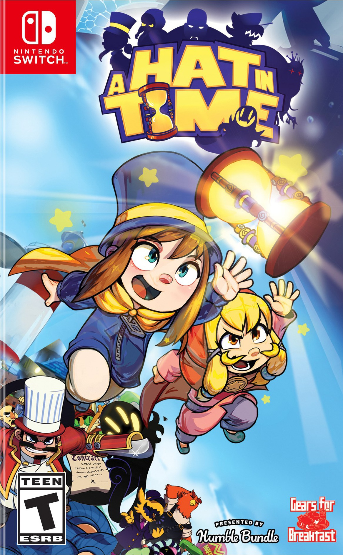 A Hat in Time Switch coverHQ (ALBLA)