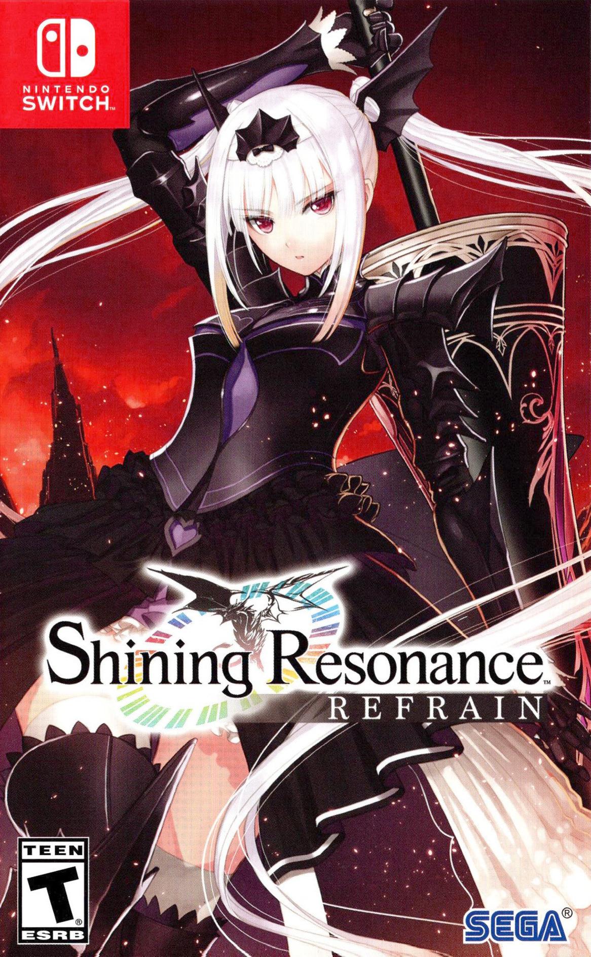 Shining Resonance Refrain Switch coverHQ (AM7TB)