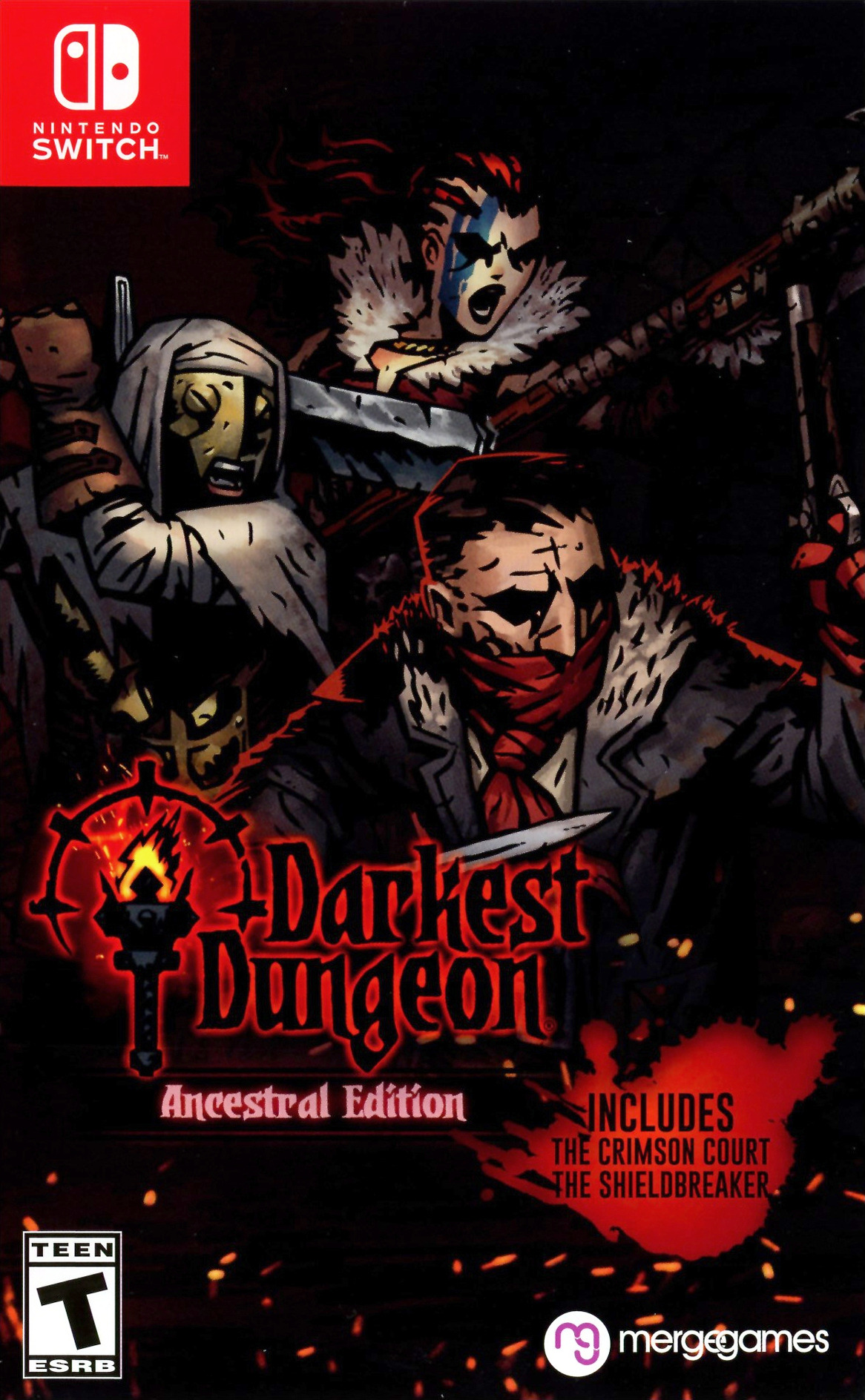 Darkest Dungeon - Ancestral Edition Switch coverHQ (AMAGC)