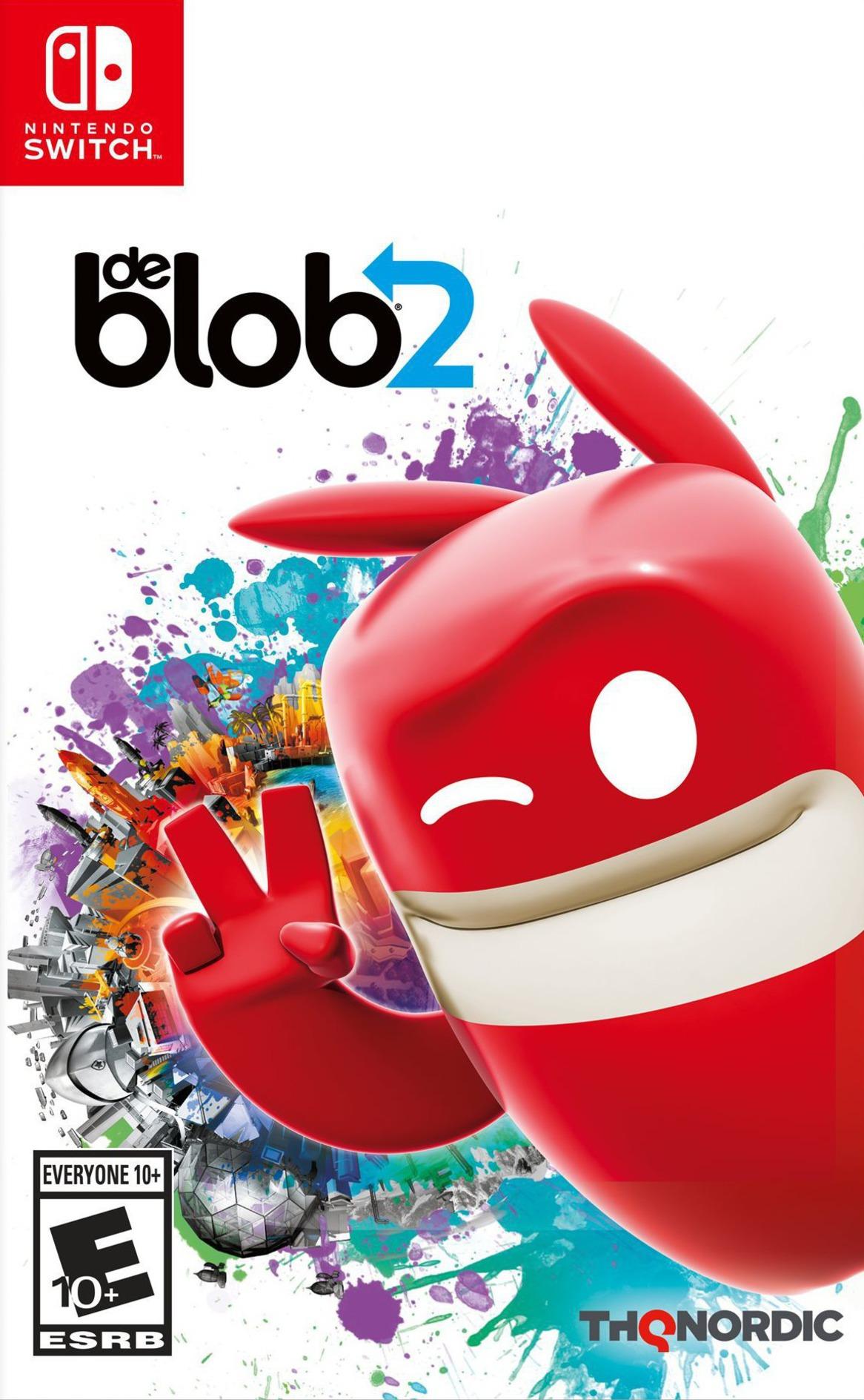de Blob 2 Switch coverHQ (AN2GA)