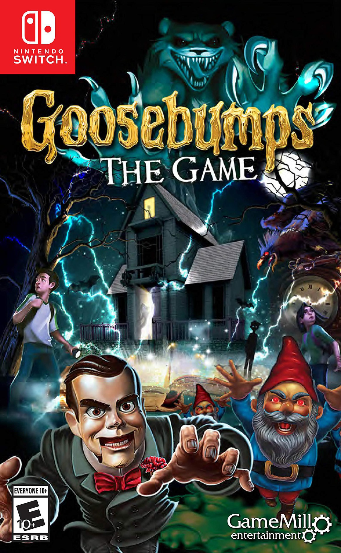 Goosebumps - The Game Switch coverHQ (AQBQA)