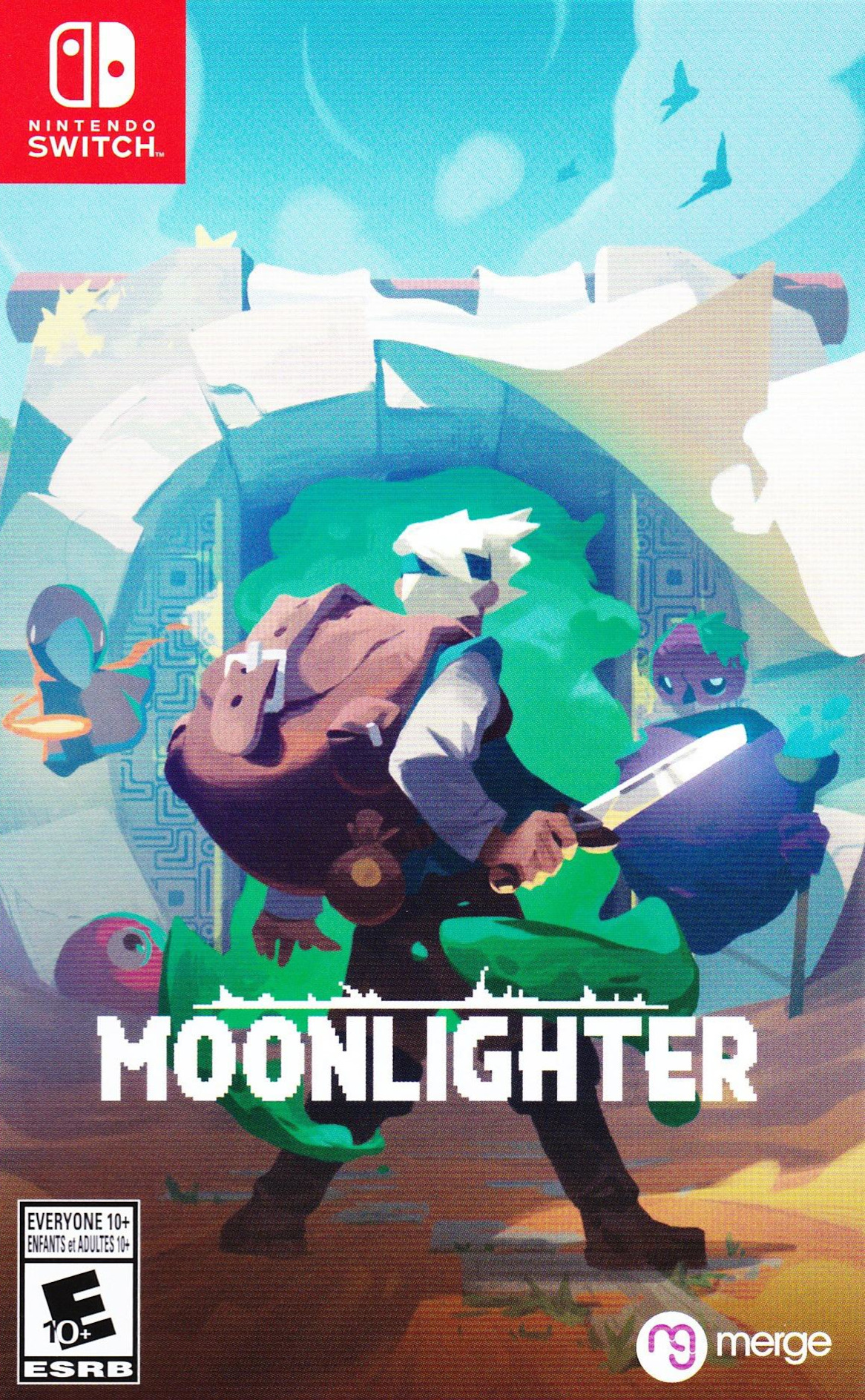 Moonlighter Switch coverHQ (AQE3A)