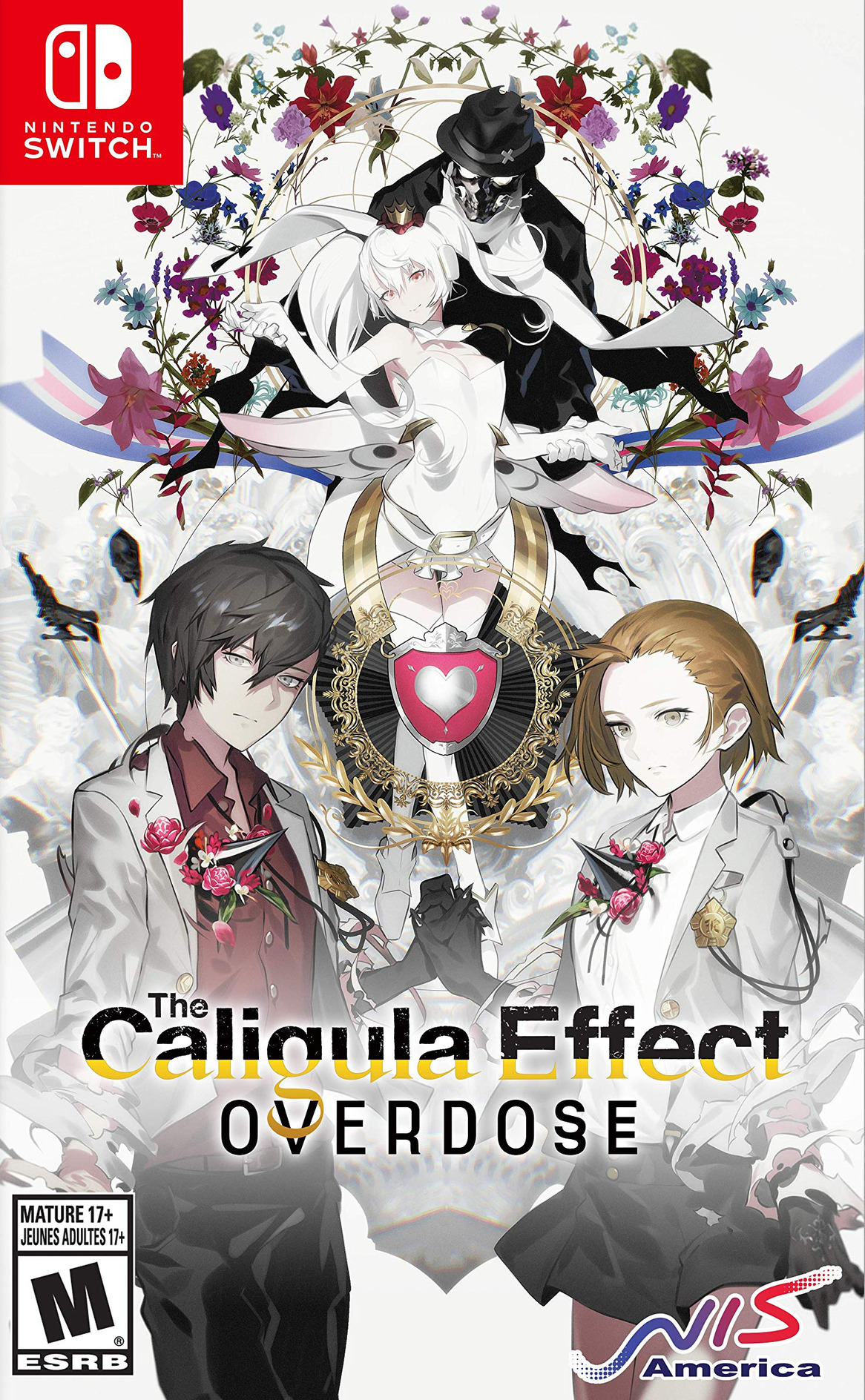 The Caligula Effect - Overdose Switch coverHQ (AQWBA)