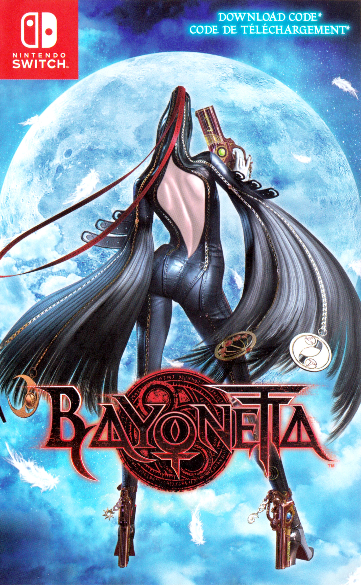 Bayonetta 2 Switch coverHQ2 (AE98A)