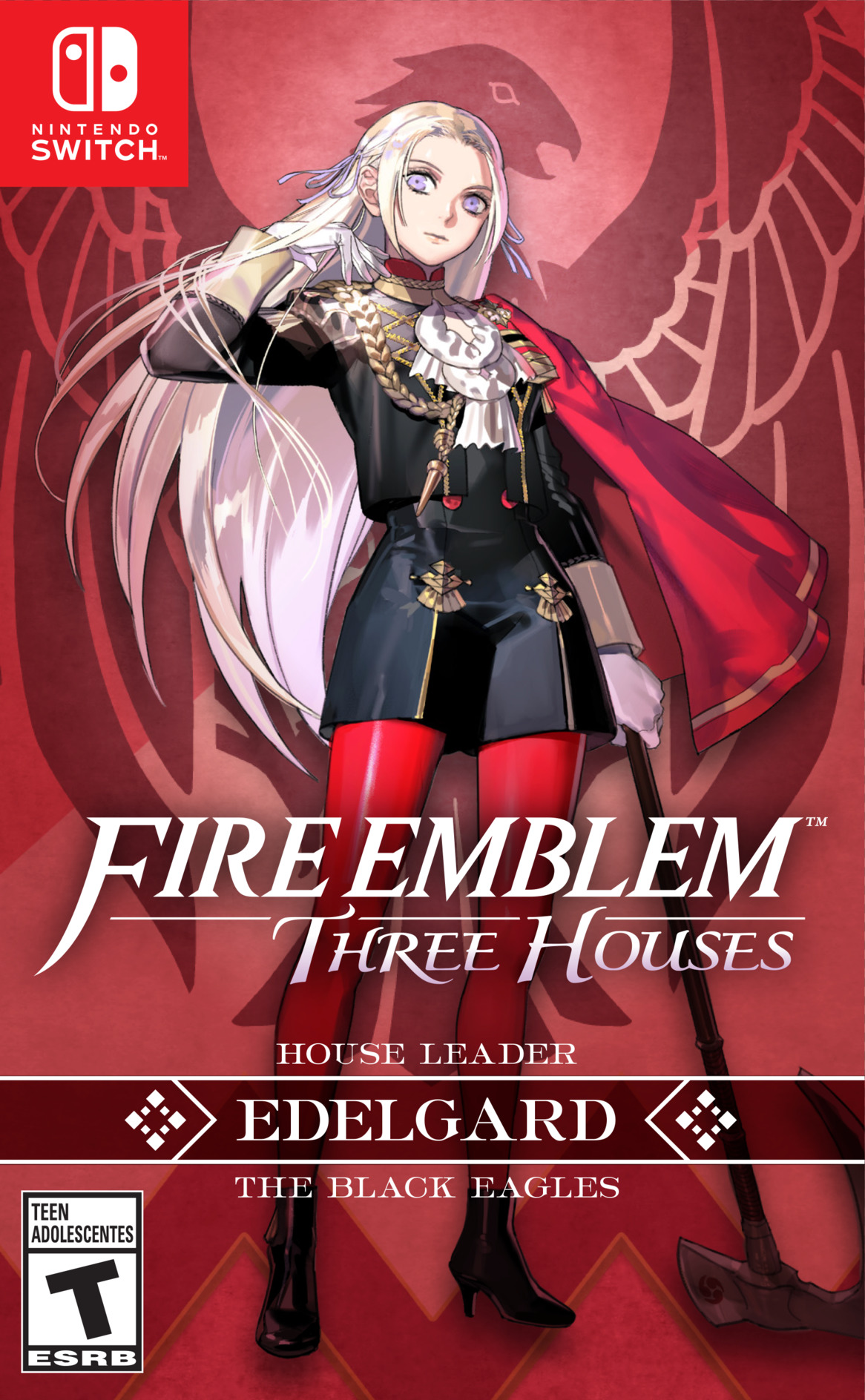 Fire Emblem: Three Houses Switch coverHQ2 (ANVYA)