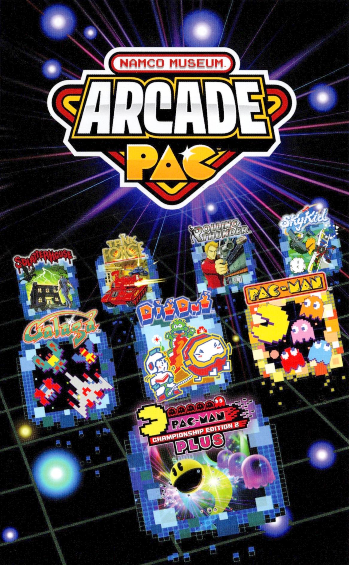Namco Museum Arcade Pac Switch coverHQ2 (AP3MA)