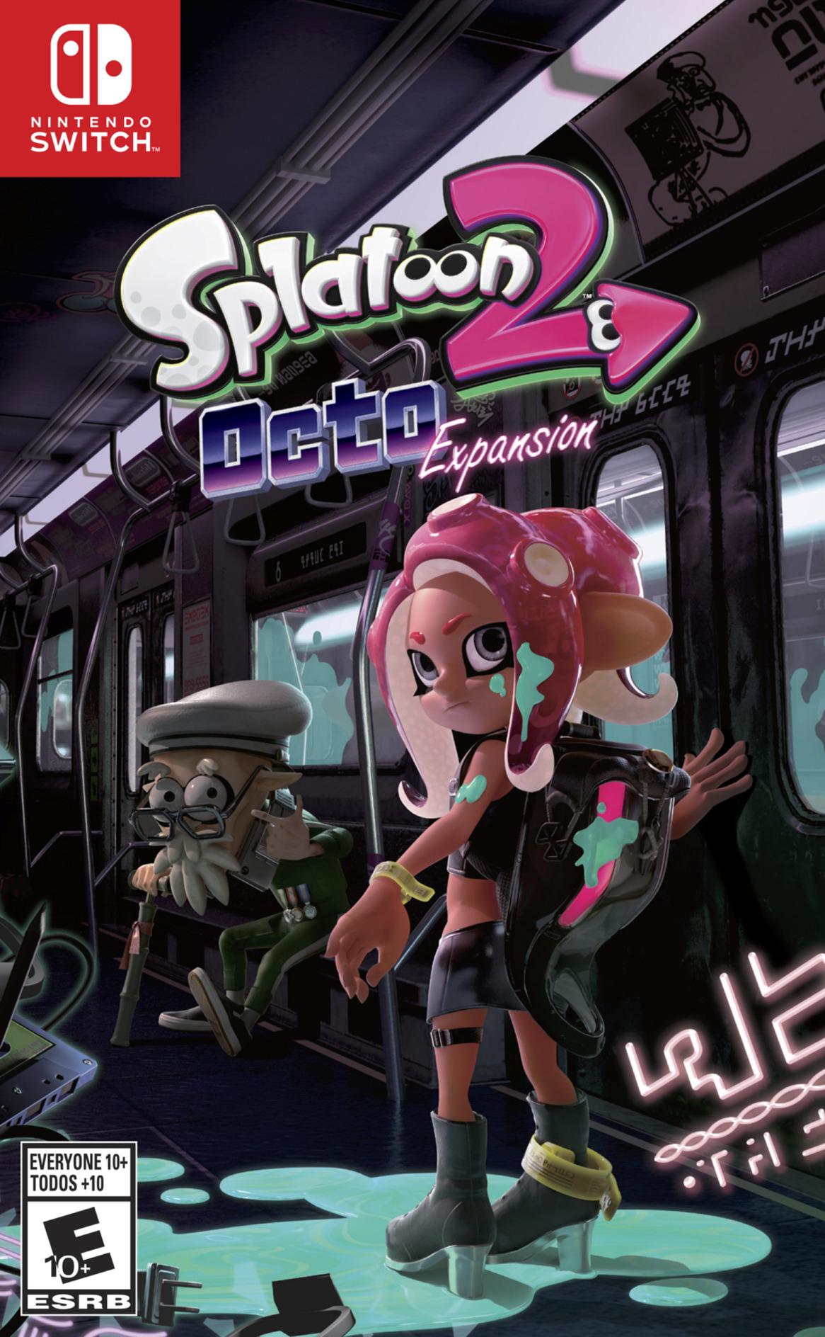 Splatoon 2 Switch coverHQB (AAB6B)