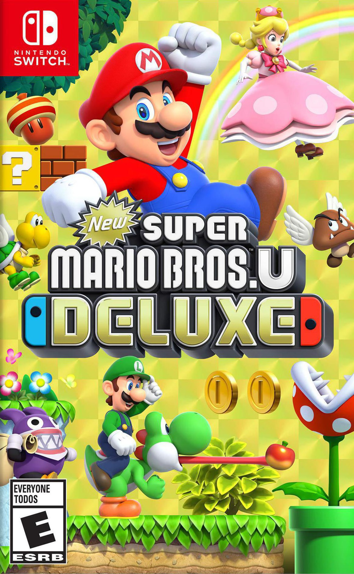New Super Mario Bros. U Deluxe Switch coverHQB (ADALA)