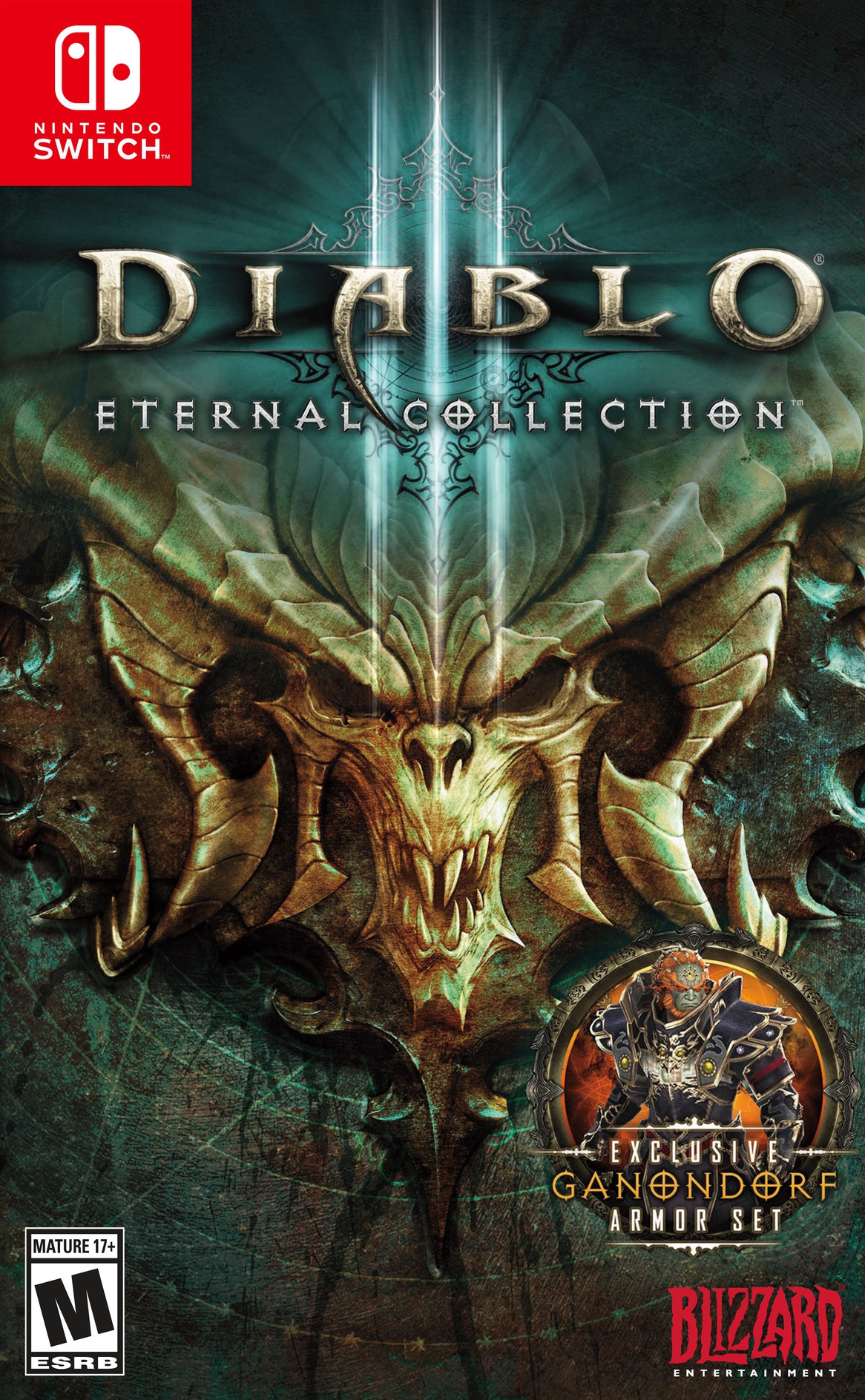 Diablo III - Eternal Collection Switch coverHQB (AQ3FA)