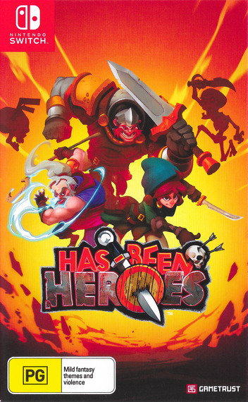 Has Been Heroes Switch coverM (ABMKA)