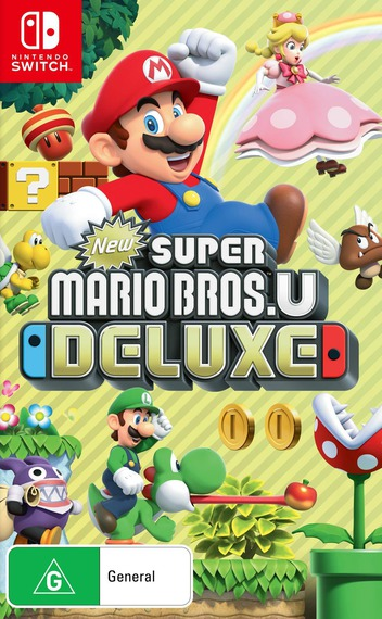 New Super Mario Bros. U Deluxe Switch coverM (ADALA)