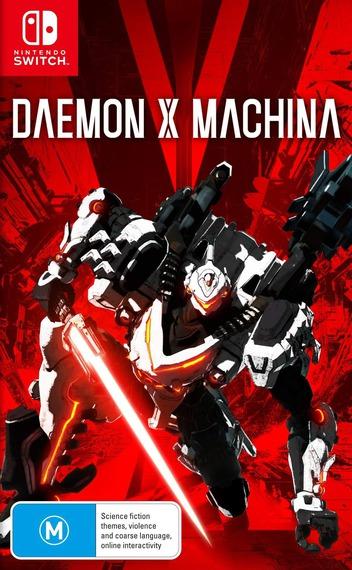 Daemon x Machina Switch coverM (AF6GB)