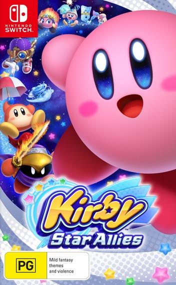 Kirby Star Allies Switch coverM (AH26A)