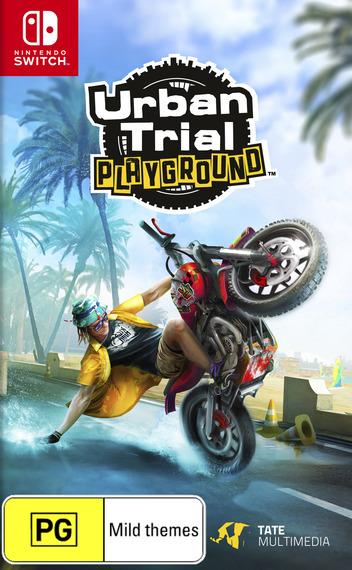 Urban Trial Playground Switch coverM (AHHBA)