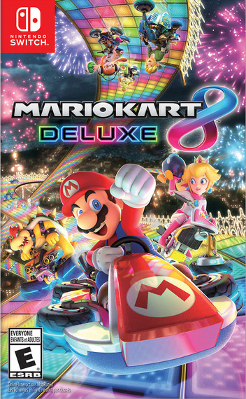 Mario Kart 8 Deluxe Switch coverM (AABPA)