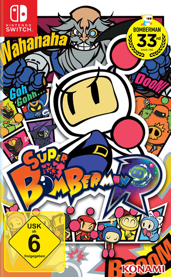 Super Bomberman R Switch coverM (AAB8A)