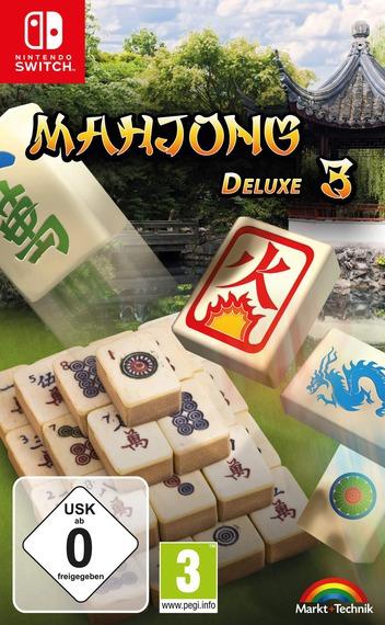 MAHJONG Deluxe 3 Switch coverM (AQANA)