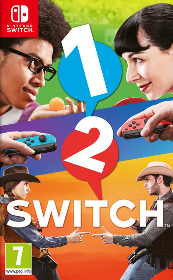 1-2-Switch Switch coverM (AACCA)