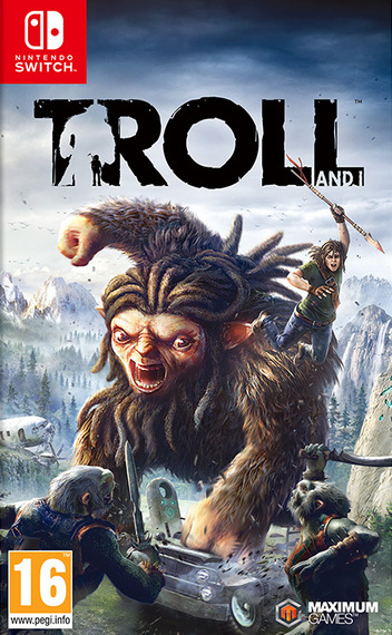 Troll and I Switch coverM (AB36A)