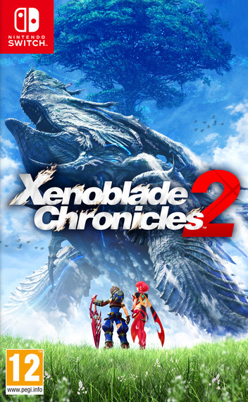 Xenoblade Chronicles 2 Switch coverM (ADENB)