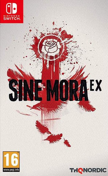Sine Mora EX Switch coverM (ADLRA)