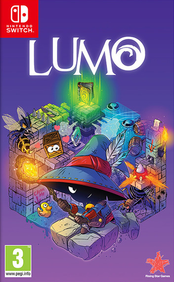 Lumo Switch coverM (AFLHA)