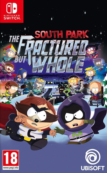 South Park: The Fractured But Whole Switch coverM (AFVHA)
