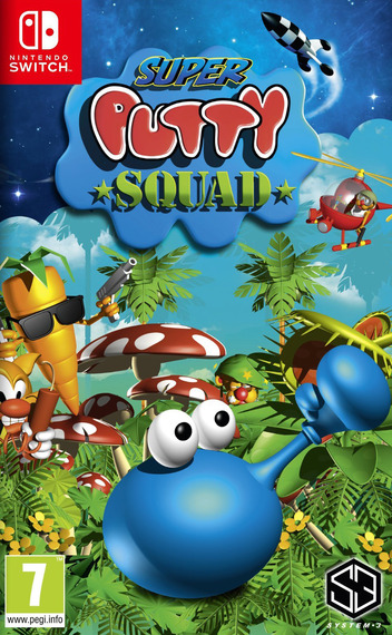 Super Putty Squad Switch coverM (AGK2A)