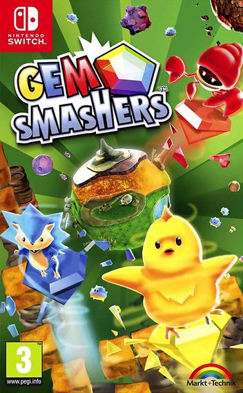 Gem Smashers Switch coverM (AK2JA)