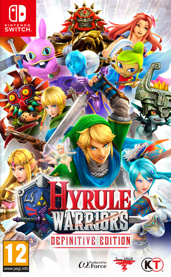 Hyrule Warriors: Definitive Edition Switch coverM (AKUTB)