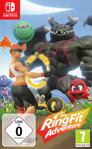 Ring Fit Adventure Switch coverM (AL3PA)