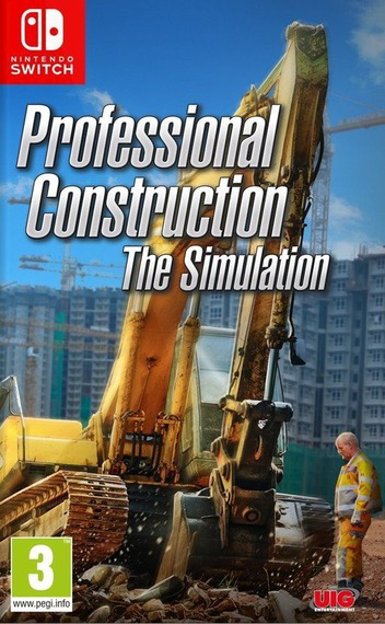 Professional Construction - The Simulation Switch coverM (AN32A)