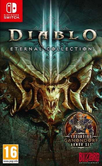 Diablo III - Eternal Collection Switch coverM (AQ3FA)