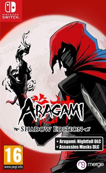 Aragami - Shadow Edition Switch coverM (AQ4HA)