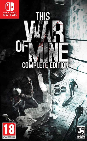 This War of Mine - Complete Edition Switch coverM (AQ79A)