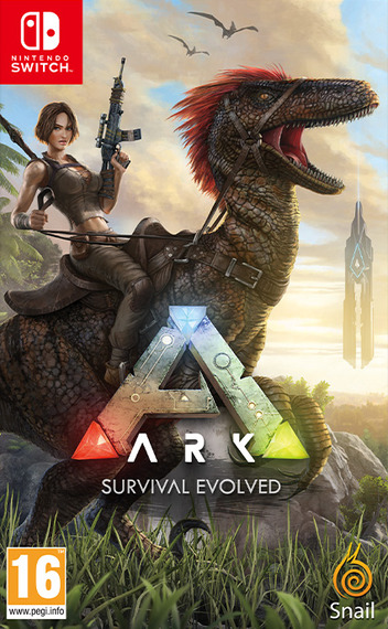 ARK - Survival Evolved Switch coverM (AQDWA)