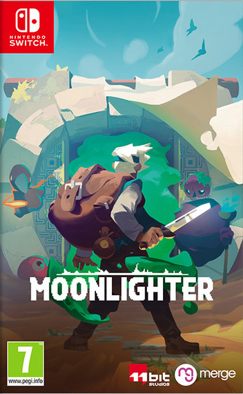 Moonlighter Switch coverM (AQE3A)