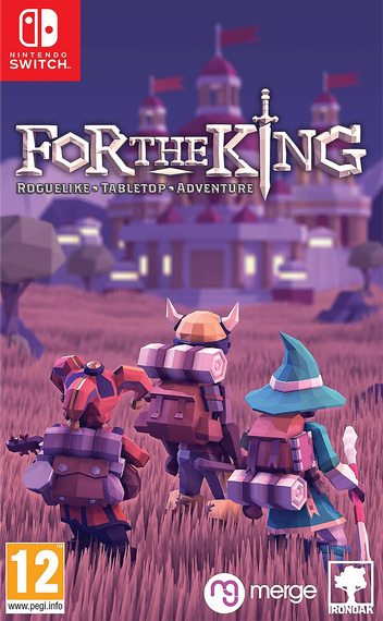 For The King Switch coverM (AQTWA)