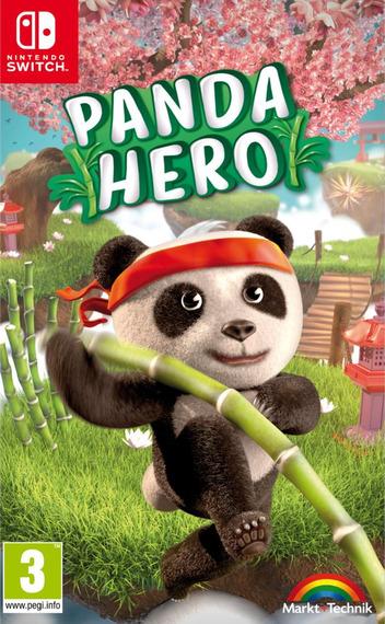Panda Hero Switch coverM (ARCWA)