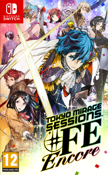 Tokyo Mirage Sessions #FE Encore Switch coverM (ASA4A)