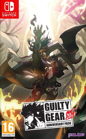 Guilty Gear - 20th Anniversary Edition Switch coverM (ATQXA)