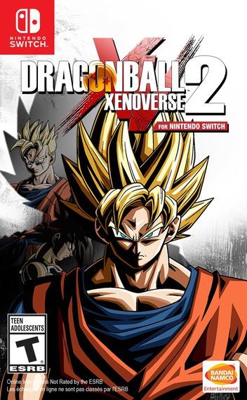 Dragon Ball Xenoverse 2 Switch coverM (ABYBA)