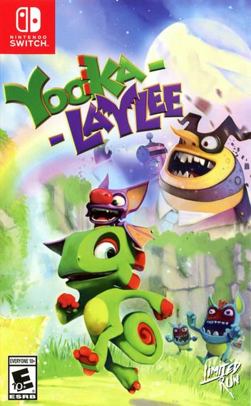 Yooka-Laylee Switch coverM (ACKBC)