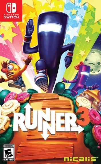 Runner3 Switch coverM (ACNGB)
